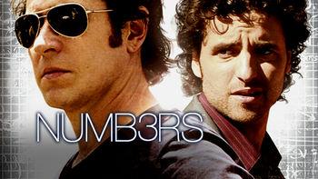 Netflix box art for Numb3rs - Season 1