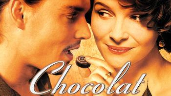 Netflix box art for Chocolat