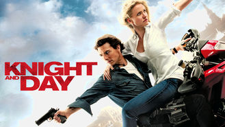 Netflix box art for Knight and Day