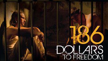 Netflix box art for 186 Dollars to Freedom