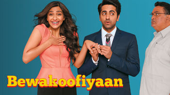 Netflix box art for Bewakoofiyaan