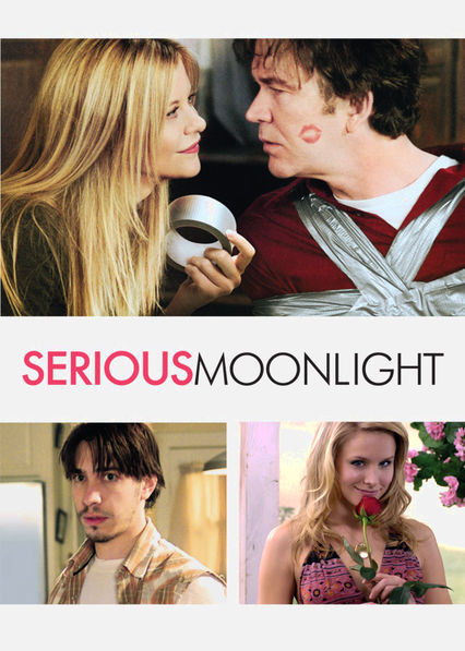 Serious Moonlight Netflix BR (Brazil)