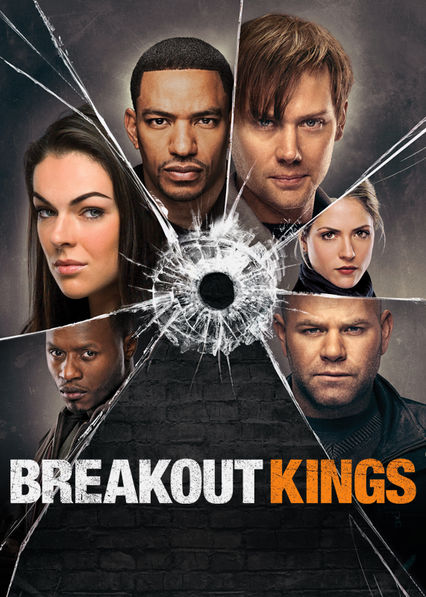 Breakout Kings Netflix BR (Brazil)