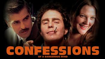Netflix box art for Confessions of a Dangerous Mind