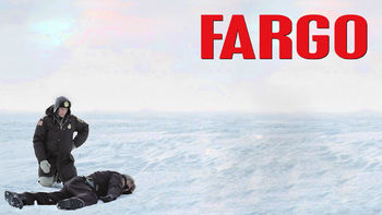Netflix box art for Fargo