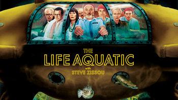 Netflix box art for The Life Aquatic with Steve Zissou