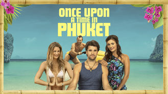 Netflix box art for Once Upon a Time in Phuket