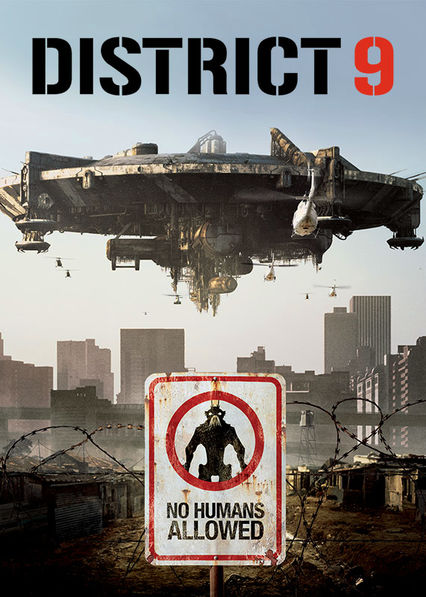 District 9 Netflix EC (Ecuador)