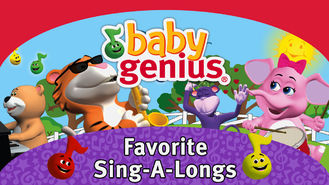 Netflix box art for Baby Genius: Favorite Sing-A-Longs