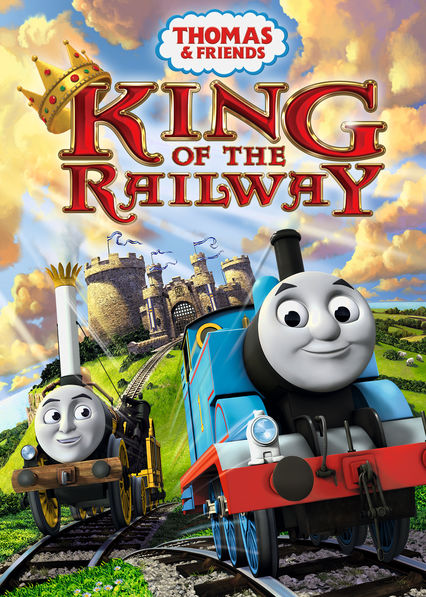 Thomas and Friends: King of the Railway Netflix BR (Brazil)