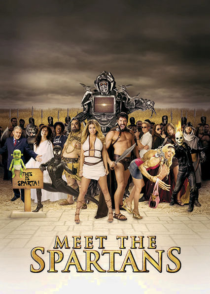 Meet the Spartans Netflix BR (Brazil)