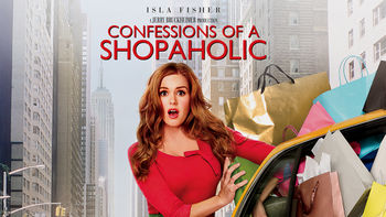 Netflix box art for Confessions of a Shopaholic