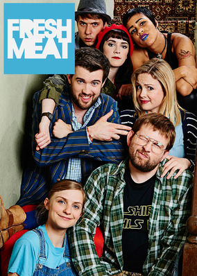 Fresh Meat - Series 1
