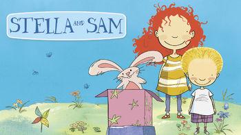 Netflix Box Art for Stella and Sam - Season 1