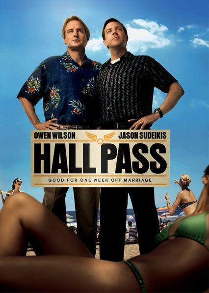 Hall Pass Netflix BR (Brazil)