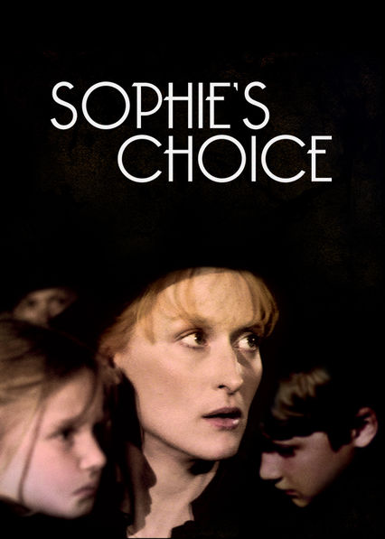 Sophie's Choice Netflix AR (Argentina)