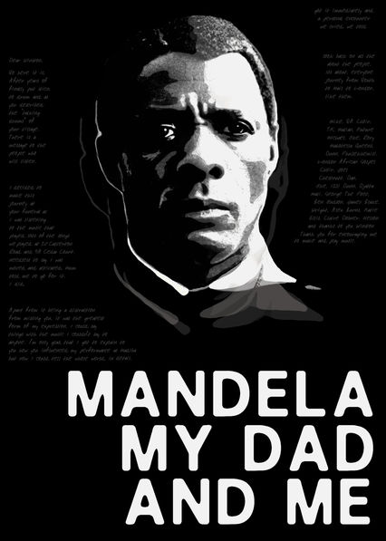 Mandela, My Dad and Me Netflix US (United States)