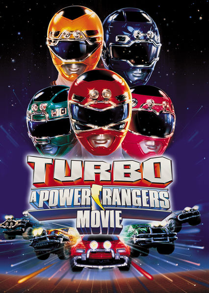 Turbo: A Power Rangers Movie Netflix ES (España)