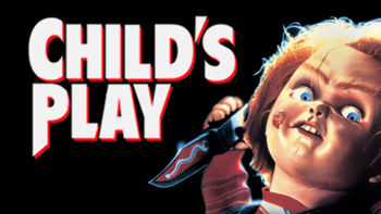Netflix box art for Child's Play