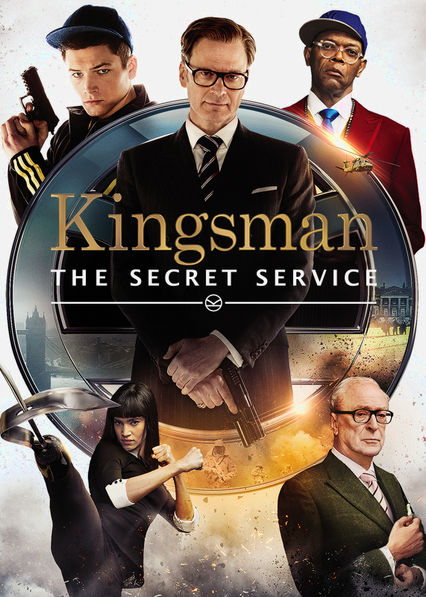 Kingsman: The Secret Service Netflix UK (United Kingdom)