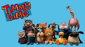 Netflix box art for Timmy Time - Temporada 1