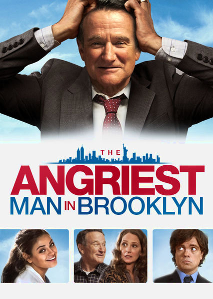 The Angriest Man in Brooklyn Netflix US (United States)