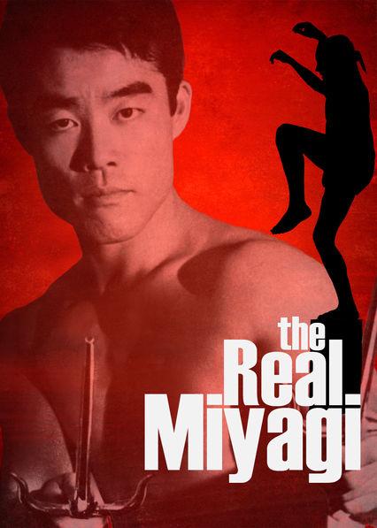 Carátula de La verdadera Miyagi