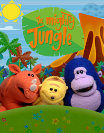 The Mighty Jungle: Bruce's Surprise Party / Rhonda's New Friend