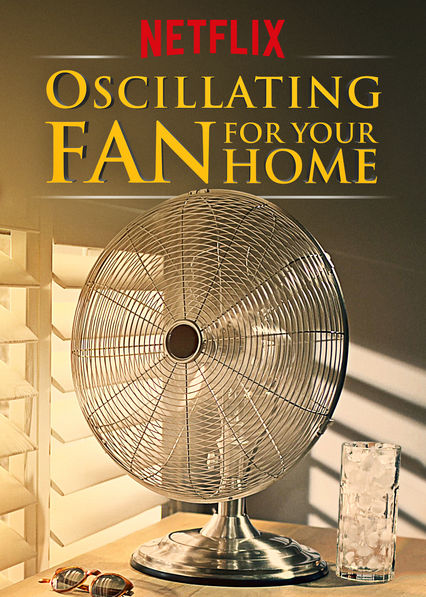 Oscillating Fan For Your Home Netflix BR (Brazil)