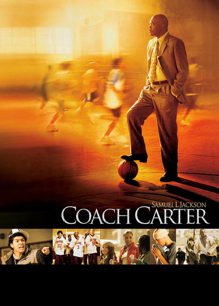 Coach Carter Netflix ZA (South Africa)