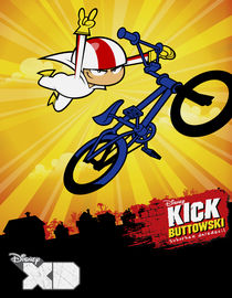 Kick Buttowski: Suburban Daredevil: Season 2: Poll Position / Jock Wilders Nature Camp