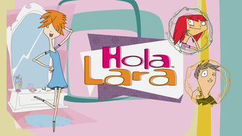 Netflix box art for Hola Lara - Season 1