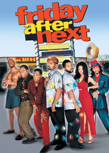 Friday After Next Netflix PR (Puerto Rico)