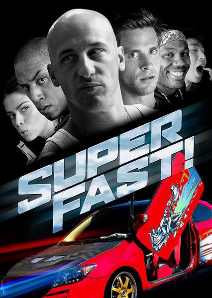 Superfast! Netflix AU (Australia)