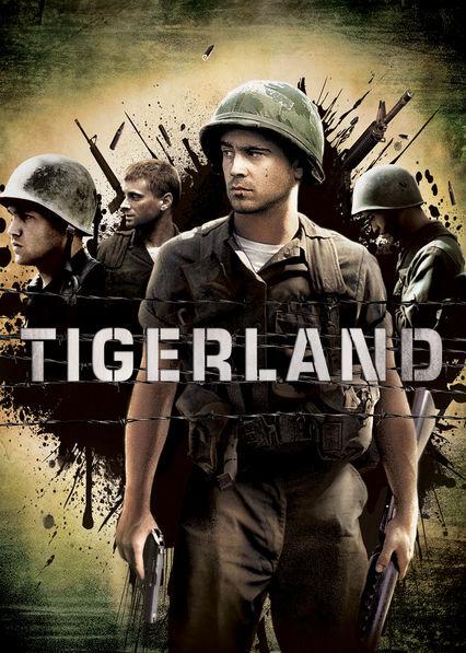 Tigerland Netflix EC (Ecuador)