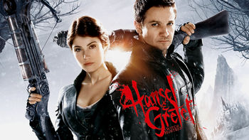 Netflix box art for Hansel & Gretel: Witch Hunters