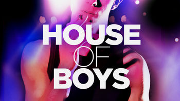 Netflix box art for House of Boys