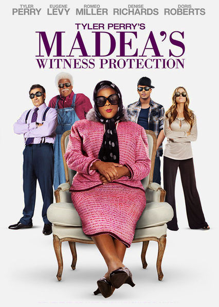 Tyler Perry's Madea's Witness Protection Netflix AR (Argentina)