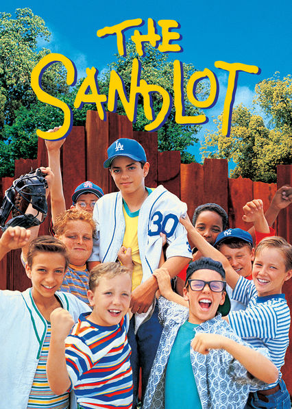 The Sandlot Netflix CL (Chile)