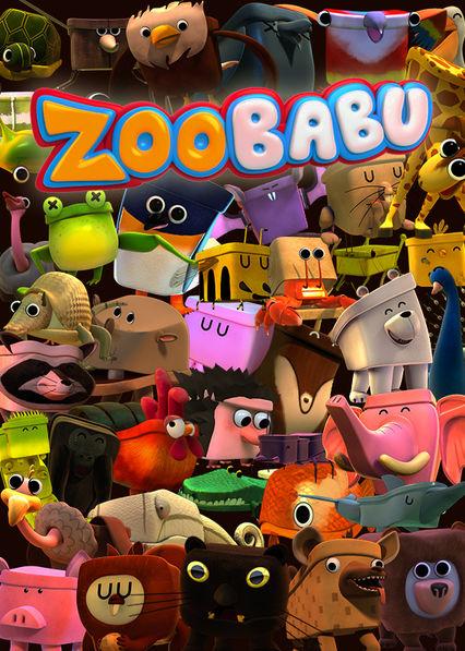 Carátula de Zoobabu