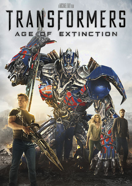 Transformers: Age of Extinction Netflix BR (Brazil)
