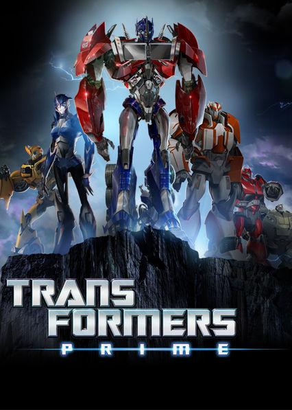 Transformers Prime Netflix BR (Brazil)