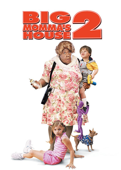 Big Momma's House 2 Netflix UK (United Kingdom)