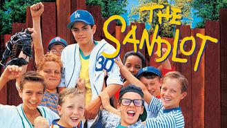 Netflix box art for The Sandlot