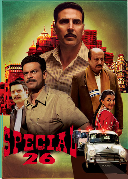 Special 26 Netflix DO (Dominican Republic)