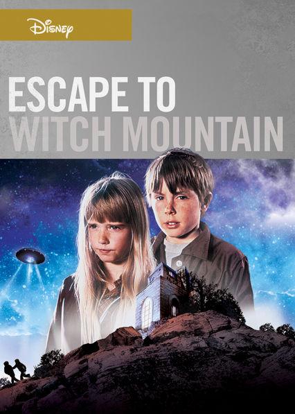 Escape to Witch Mountain Netflix AW (Aruba)