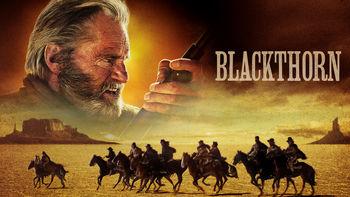 Netflix box art for Blackthorn