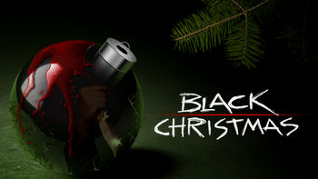 Netflix box art for Black Christmas