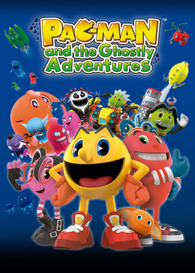Pac-Man and the Ghostly Adventures - Season 1
