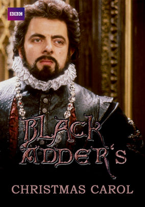Black Adder's A Christmas Carol